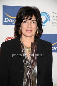 Christine Amanpour photo by Rob Rich/SocietyAllure.com © 2012 robwayne1@aol.com 516-676-3939