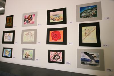 The Art Box, Atelier - First Annual Art Show