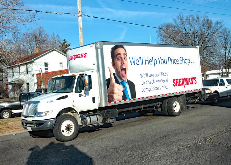 xShermans Truck