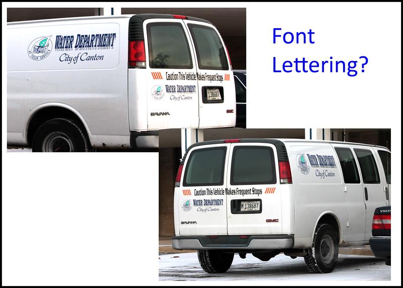 xFont Lettering