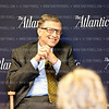 Photo by Tony Powell. The Atlantic Bill Gates Interview. March 12, 2014