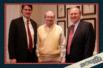 Reid Williamson, Tom Gray and Jim Pauuell