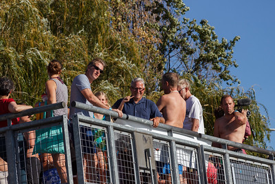 The Human Access Project: 1st Mayoral swim with Mayor-Elect Ted Wheeler