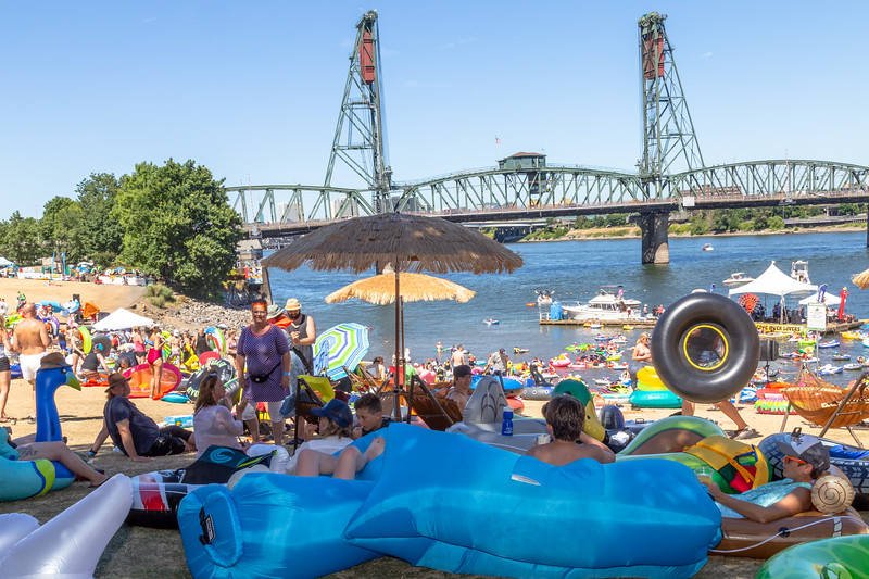 The Big Float 8 - Riverlution