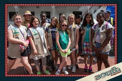 Girl Scouts from Atlanta