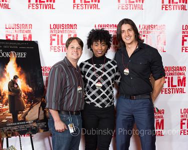 The Book Thief Movie Premiere - Louisiana International Film Festival