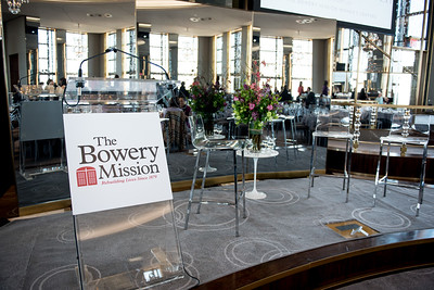 The Bowery Mission - Inspiring Hope Women's Luncheon 2016