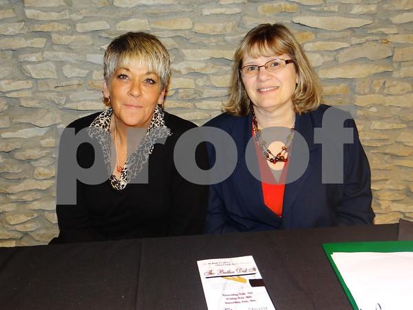 Holly Lyons and Jodi Giddings