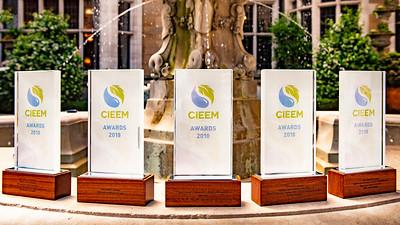 The CIEEM Awards, 2018