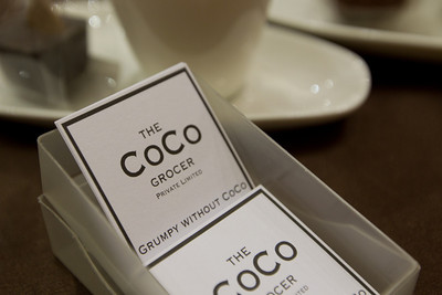 The Cacao Show, Singapore
