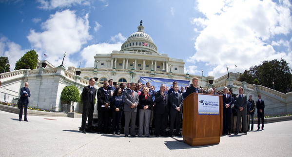 The Campaign for  a NEW GI BILL