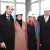 Topping Out at The Charles<br /> New York City, USA - 03.06.14<br /> Credit: J Grassi