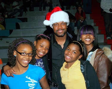 The Chris Tucker Foundation Holiday Extravaganza