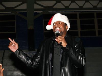 Chris Tucker, Comedian, Actor & Philanthropist.