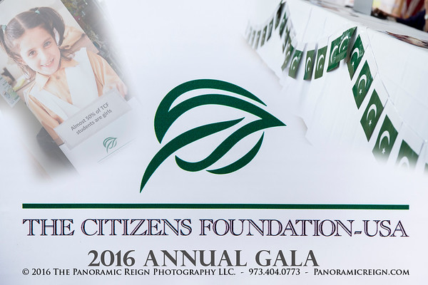 The Citizens Foundation 2016 Annual Gala