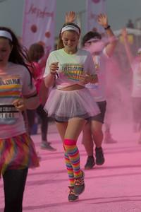 The Color Run Brighton 2015