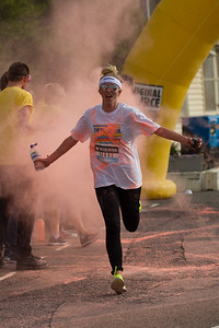 The Color Run Brighton 2015