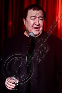 WEST HOLLYWOOD, CA - APRIL 21:  Comedian Dom Irrera performs at The Comedy Store's 40th anniversary celebration at The Comedy Store on April 21, 2012 in West Hollywood, California.  (Photo by Chelsea Lauren/WireImage)