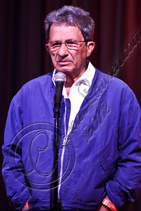 WEST HOLLYWOOD, CA - APRIL 21:  Comedian Billy Braver performs at The Comedy Store's 40th anniversary celebration at The Comedy Store on April 21, 2012 in West Hollywood, California.  (Photo by Chelsea Lauren/WireImage)