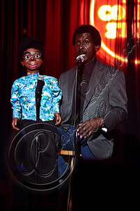 WEST HOLLYWOOD, CA - APRIL 21:  Comedian Willie Tyler (R) and Lester perform The Comedy Store's 40th anniversary celebration at The Comedy Store on April 21, 2012 in West Hollywood, California.  (Photo by Chelsea Lauren/WireImage)