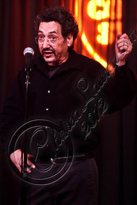 WEST HOLLYWOOD, CA - APRIL 21:  Comedian Steven Kravitz performs at The Comedy Store's 40th anniversary celebration at The Comedy Store on April 21, 2012 in West Hollywood, California.  (Photo by Chelsea Lauren/WireImage)