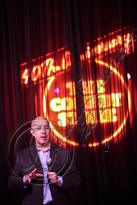 WEST HOLLYWOOD, CA - APRIL 21:  Comedy Store CEO Peter Shore attends The Comedy Store's 40th anniversary celebration at The Comedy Store on April 21, 2012 in West Hollywood, California.  (Photo by Chelsea Lauren/WireImage)