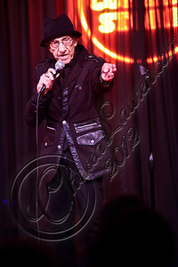 WEST HOLLYWOOD, CA - APRIL 21:  Comedian / Comedy Store co-founder Sammy Shore performs at The Comedy Store's 40th anniversary celebration at The Comedy Store on April 21, 2012 in West Hollywood, California.  (Photo by Chelsea Lauren/WireImage)