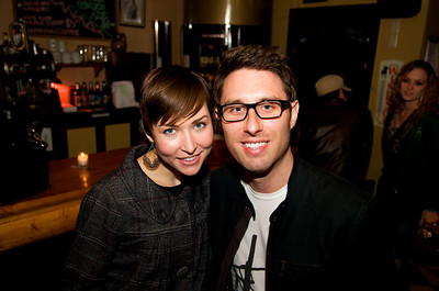 Meredith Miller and Eric O-Brien of Downtown, Cincinnati