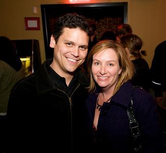 Brent and Erin Quebman of Cincinnati