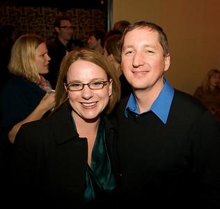 Jon and Wendy Timmons of Liberty Twp.