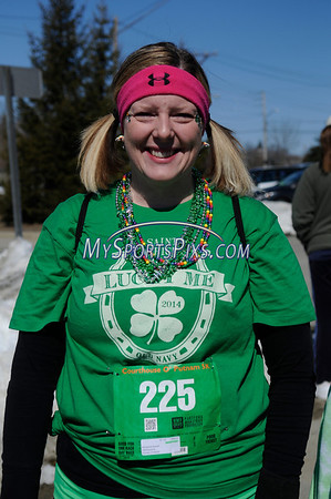 The Courthouse O'Putnam 5k Road Race on Sunday, March 9,2014