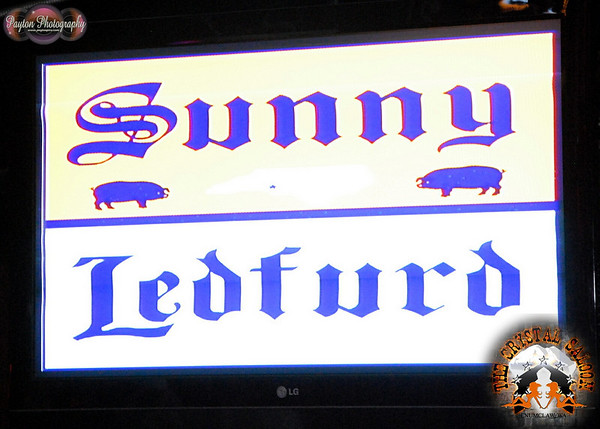 2009-11-14 Sunny Ledfurd @ The Crystal Saloon
