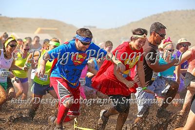 The Dirty Dash, Pikes Peak International Raceway, Colorado Springs, Colorado