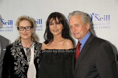 Meryl Streep, Catherine Zeta Jones, Michael Douglas photo by Rob Rich/SocietyAllure.com © 2014 robwayne1@aol.com 516-676-3939