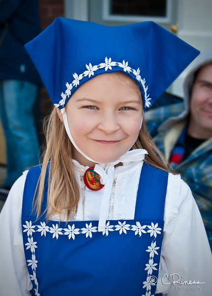 Faces Of Syttende Mai