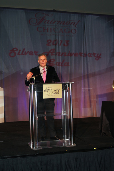 The Fairmont Silver Anniversary Gala - 2013