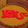 The Dragon cake!