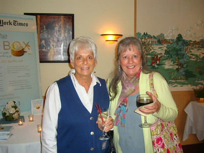 Linda Castagna and Ellen Miller