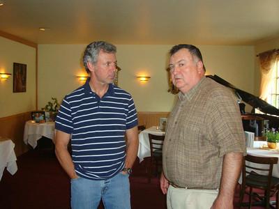 Tom and Joe Quinlan