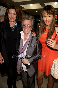 Countess Luann de Lesseps, Jeffrey Gurian, guest