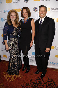 Mrs.Caiman, Countess Luann de Lesseps, Jon Caiman photo by Rob Rich/SocietyAllure.com © 2013 robwayne1@aol.com 516-676-3939