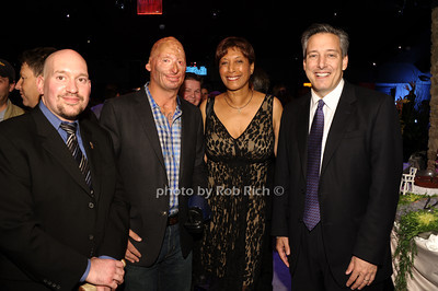 Joe Kashnow, Bobby Henline, Bernadette Luckett, Jon Caiman photo by Rob Rich/SocietyAllure.com © 2013 robwayne1@aol.com 516-676-3939