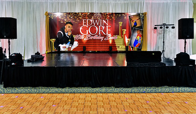 Edwin Gore's 16th BDay Celebration @ Johan Newcombe Event Center 3-16-19 by Jon Strayhorn