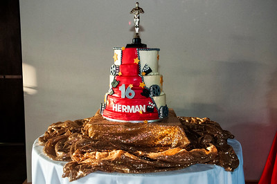 The Big Show - Herman Gore's Celebrity 16th Bday Celebrtion @ 10 Catawba 9-17-16 by Jon Strayhorn