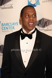 Jay-Z The Grand Opening fo the 40/40 Club at Barclays Center-Arrivals Brooklyn, N.Y. USA 09-27-12   photo  by Rob Rich © 2012 robwayne1@aol.com 516-676-3939