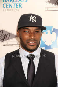Tyson Beckford The Grand Opening fo the 40/40 Club at Barclays Center-Arrivals Brooklyn, N.Y. USA 09-27-12   photo  by Rob Rich © 2012 robwayne1@aol.com 516-676-3939