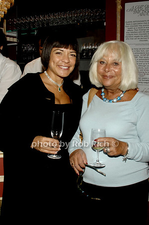 Marie Belle Lieberman and Judy Kern