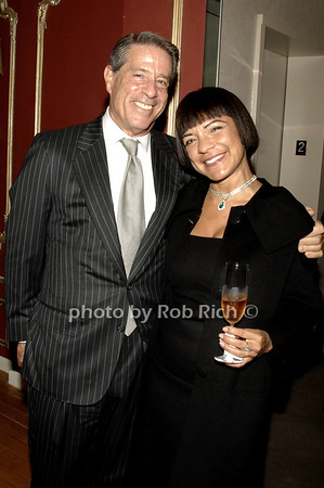 Michael Steinberg and Marie Belle Lieberman
