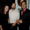 Michelle Seligman, Kfir Weinraub and George Costa