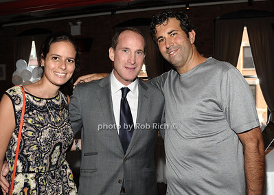 Rachel Katz, Josh Guberman, Drew Katz